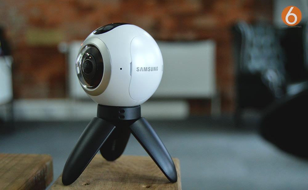 360 degree video for social media in Preston. Lucky 6 marketing