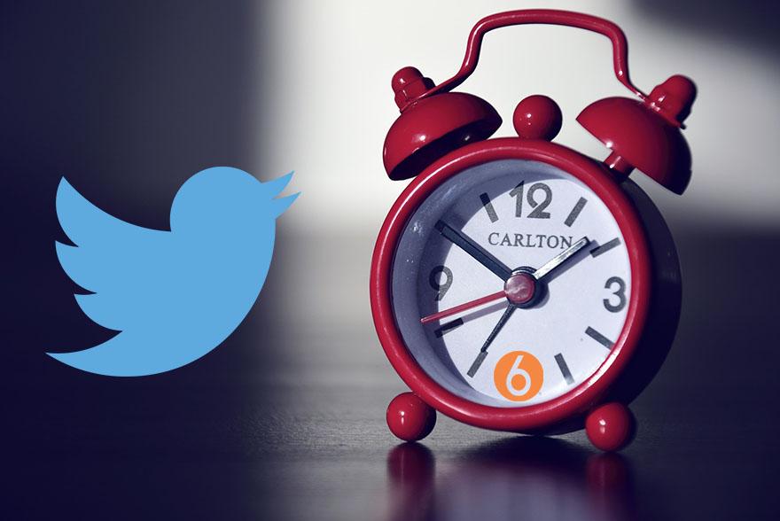 Lancashire Social Media Tip - Twitter Hours